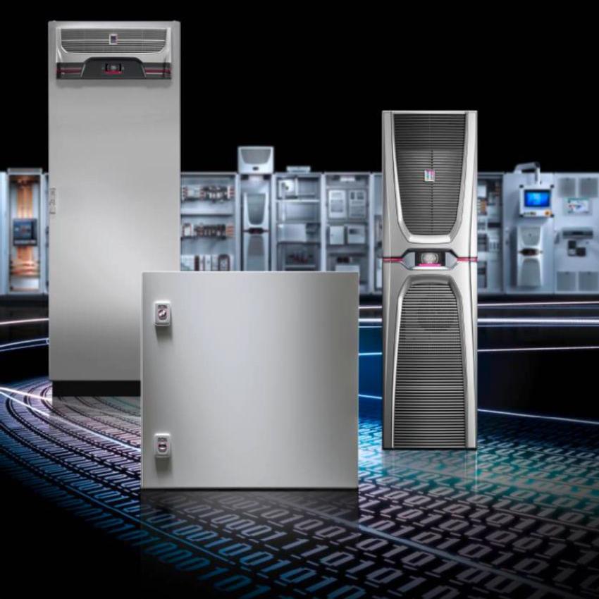 Rittal - новые серии корпусов AX и KX